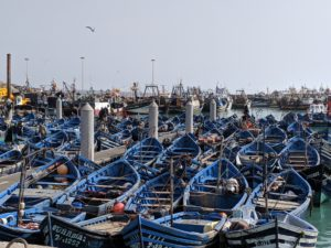 Essaouira old port